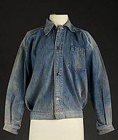 [Blue denim jacket, Waipahu, Hawaii]