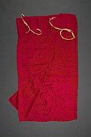[Red koshimaki (underskirt)]