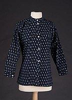[Indigo kasuri blouse, Fukushima, Japan]