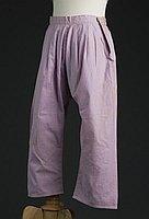[Lavendar momohiki (pantaloons), Ewa, Hawaii]