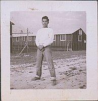 [Mori Shimada, Heart Mountain, Wyoming, February 1943]