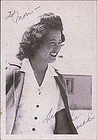 [Portrait of Nobie Masaki, Heart Mountain, Wyoming, ca. 1944-1945]