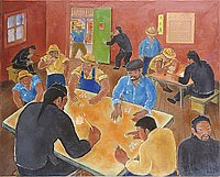 Untitled (Gambling House Chinatown)