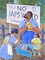 "Untitled (""No Japs Wanted"")"
