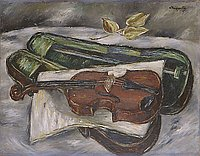 Untitled (Still Life with Violin)