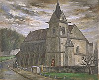 Two Nuns and Church