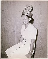 Queen of Manzanar
