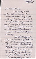 [Letter to Clara Breed from Elizabeth Kikuchi, Arcadia, California, May 25, 1942]