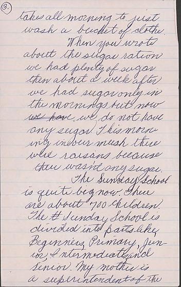 Letter To Clara Breed From Elizabeth Kikuchi Arcadia