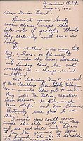 [Postcard to Clara Breed from Margaret Arakawa, Arcadia, California, May 24, 1942]
