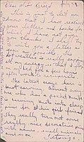 [Postcard to Clara Breed from Tetsuzo (Ted) Hirasaki, Arcadia, California, July 28, 1942]