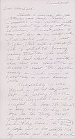 [Letter to Clara Breed from Yaeko Hirasaki, Preston, Idaho, December 24, 1943]