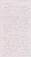 [Letter to Clara Breed from Yaeko Hirasaki, Preston, Idaho, December 24, 1943]
