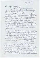 [Letters from to Helen McNary from Louise Ogawa and Margaret Ishino, Arcadia, California, May 21, 1942]