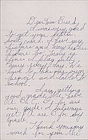 [Letter to Clara Breed from Lillian Yuriko Kawasaki, Arcadia, California, May 21, 1942]