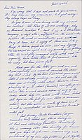 [Letter to Clara Breed from Fusa Tsumagari, Minneapolis, Minnesota, June 2, 1944]