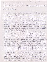 [Letter to Clara Breed from Tetsuzo (Ted) Hirasaki, Stockton, California, October 30, 1943]