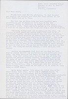 [Letter to Clara Breed from Fusa Tsumagari, Arcadia, California, May 22, 1942]