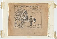 5th war saving stamp : lets buy and do our part
