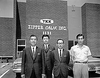 [YKK Zipper Calif., Inc., California, May 20, 1968]