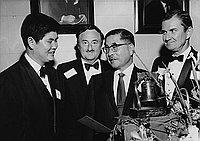 [Pacific Trade Night at the Los Angeles Press Club, Los Angeles, California, April 8, 1969]