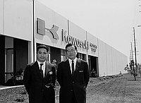 [Kawasaki Motors Corporation's new national headquarters, Irvine, California, April 14, 1969]
