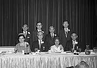 [Testimonial dinner honoring Shigematsu Takeyasu and Yukichi Ogawa at Biltmore Hotel, Los Angeles, California, July 12, 1969]