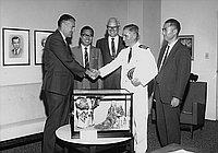 [Mitsui OSK at Long Beach Memorial Hospital, Long Beach, California, July 18, 1969]