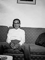 [Henry Okawa from Japan, Los Angeles, California, October 29, 1969]