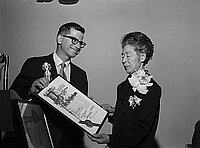 [Testimonial dinner honoring Yuki Hoshiyama at Miramar Hotel, Santa Monica, California, December 7, 1969]