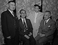 [Suzuki, California, April 15, 1951]