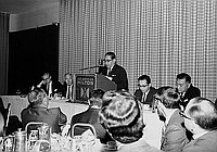 [Mr. Onoda of Bank of Tokyo speaking at security analyst luncheon in Los Angeles Hilton, Los Angeles, California, May 22, 1970]