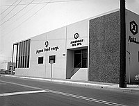 [Japan Food Corporation building and open house, Los Angeles, California, July 10, 1970]