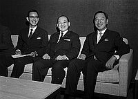 [Tokai Bank press conference at Crocker-Citizens National Bank, Los Angeles, California, October 1, 1970]