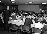 [Los Angeles-Nagoya Sister City Affiliation New Year party at Department of Water & Power, Los Angeles, California, January 19, 1971]