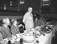 [Moral Re-armament (MRA) at Koyasan Hall, Los Angeles, California, July 7, 1951]