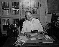 [Odoru Kami-sama, November 26, 1954]