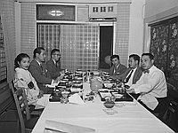 [New Year Zadankai, November 1954]