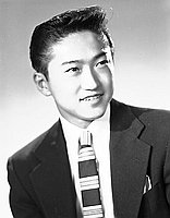 [Bob Takeuchi, student body president of Dorsey High School, Los Angeles, California, January 8, 1955]