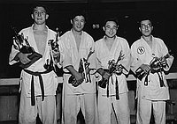 [Third national AAU Judo Championship, Los Angeles, California, May 28, 1955]