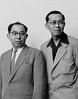 [Suzuki, director for Daiei Motion Picture, California, June 25, 1955]