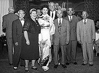 [Miss Keiko Takahashi, California, 1955]