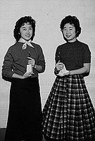 [Sportsmanship awards for International Institute Basketball League, California, January 8, 1956]