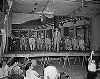 [Hiroshima-ken picnic, California, June 24, 1956]