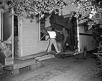 [American Friends at Pasadena, California, December 17, 1956]