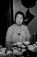 [Mrs. Kora, member of Japan's Diet, California, June 25, 1950]
