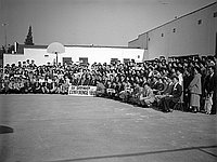[Eighth annual Young Buddhist Association Southern District conference at various locations in Los Angeles, California, February 4-6, 1955]