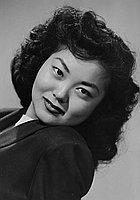 [Rosemary Yasui, head and shoulder portrait, Los Angeles, California, July 18, 1950]
