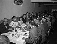[Farewell party for Consul General Hogen at San Kwo Low, Los Angeles, California, June 1955]