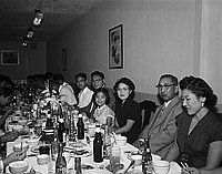 [Farewell party for Mr. Kumata, California, September 6, 1955]